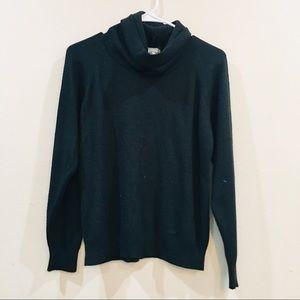 Designers Originals Black cowl neck sweater